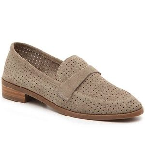 Lucky Brand Caviep Loafer -Taupe Sz 9 NWT